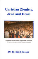 Christian Zionists jews and Israel