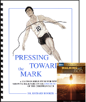 Pressing Toward the Mark-Walking with God DVD